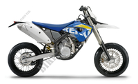 Kit supermoto-Husqvarna